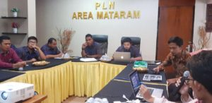 Socialization and Research on K3 in PLN Mataram Area